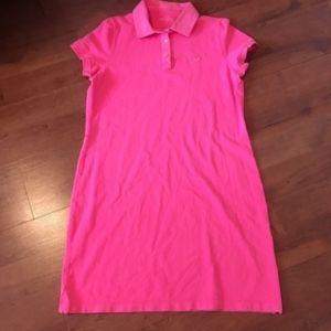 Vineyard Vines Polo Dress Size L